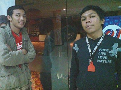 Penampakan Hantu Di Gedung Bioskop 21