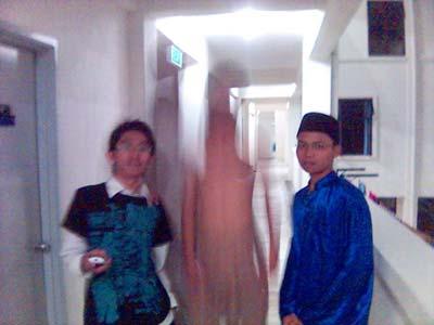 Penampakan Hantu Di Hotel