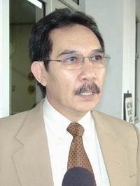 Ketua KPK Antasari Azhar