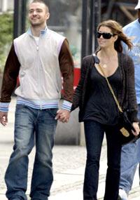Justin Timberlake - Jessica Biel