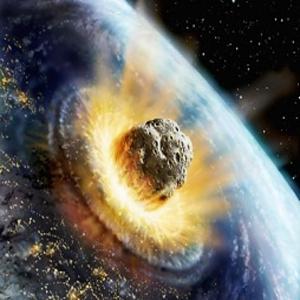 meteor berbahaya