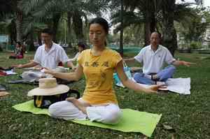 meditasi falun gong