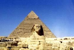 Misteri Piramida Mesir