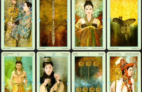 tarot china
