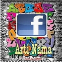 aplikasi facebook arti nama